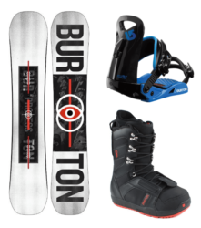 Premium Board Boots & Bindings $75/$10 extra days
