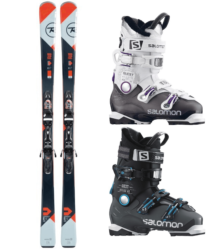 Premium Skis,Boots & Poles $65/$20extra days