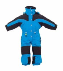 Child Snow Suite Size 00 to 6