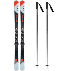 Premium Skis only (I own boots) $45/$5extra days